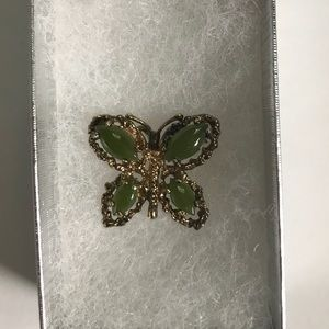 Jewelry - 🌊SALE☀️ Vintage Butterfly Necklace Charm